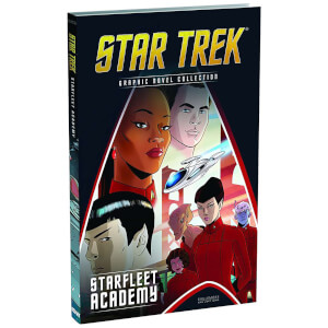 Eaglemoss Star Trek Graphic Novels Starfleet Academy - Volume 8