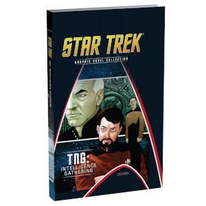 Eaglemoss Star Trek Graphic Novels Star Trek (Books 1-7) - Volume 11