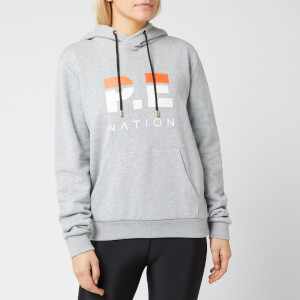 P.E Nation Women's Downforce Hoodie - Grey