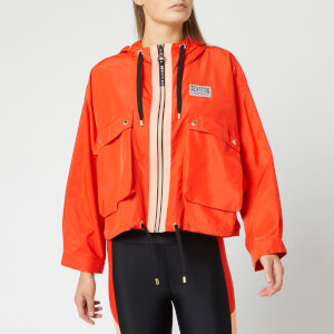 P.E Nation Women's Cutshot Jacket - Red