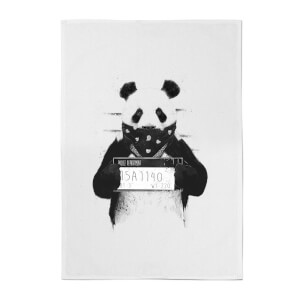 Bandana Panda Cotton Tea Towel
