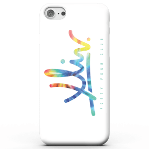 How Ridiculous XLIV Script Tie-Dye Phone Case for iPhone and Android
