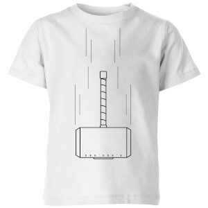 How Ridiculous Hammer Kids' T-Shirt - White