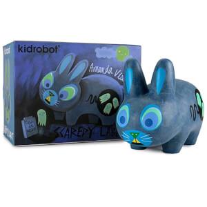 Kidrobot Scaredy Labbit by Amanda Visell Vinyl Figure