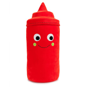 Kidrobot Yummy World Karl Ketchup 16 Inch Large Plush