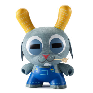 Kidrobot Buck Wethers Dunny 8 Inch Figure by Amanda Visell
