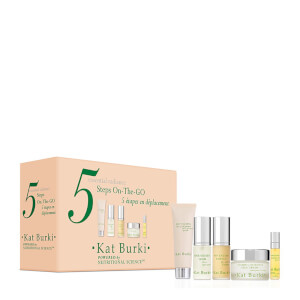 Kat Burki 5 Steps on-the-go Set - US (Worth $130)