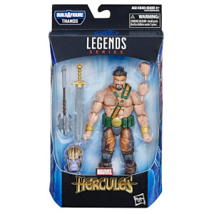 Hasbro Marvel Legends Series 6 Inch Hercules Marvel Comics Collectible Figure