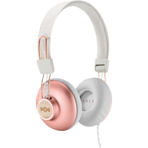 The House of Marley Positive Vibration 2.0 Headphones - Copper