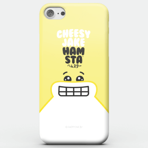 Hamsta Cheesy Jake Phone Case for iPhone and Android
