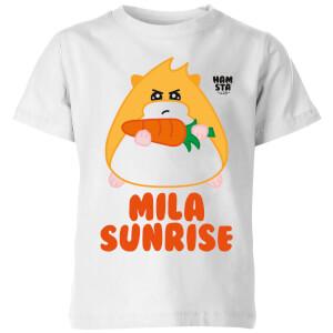 99b6e42c Hamsta Mila Sunrise Kids' T-Shirt - White