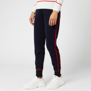 Madeleine Thompson Women's Dormouse Pants - Navy/Red