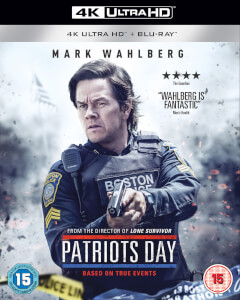 Patriots Day - Ultra HD