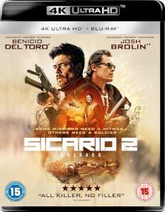 Sicario 2: Soldado - Ultra HD