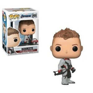 Marvel Avengers: Endgame Hawkeye (Team Suit) EXC Pop! Vinyl Figure