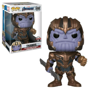 Marvel Avengers: Endgame Thanos 10 Inch EXC Pop! Vinyl Figure