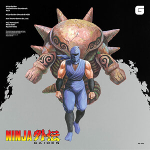 Brave Wave - Ninja Gaiden - The Definitive Soundtrack - Volume 1