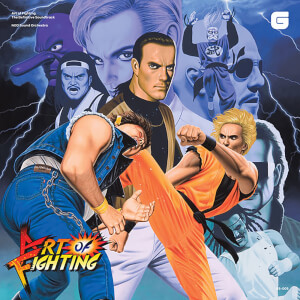 Brave Wave - Art of Fighting - The Definitive Soundtrack