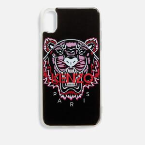 KENZO iPhone XS Case - Black/Pink