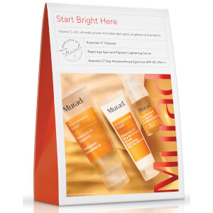 Murad Start Bright Here Kit (Worth $59.00)