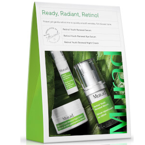 Murad Ready, Radiant, Retinol Kit (Worth $98.00)