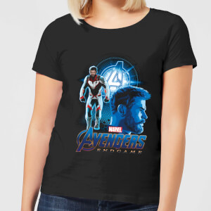 Avengers: Endgame Thor Suit Women's T-Shirt - Black