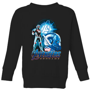 Avengers: Endgame Ant Man Suit Kids' Sweatshirt - Black