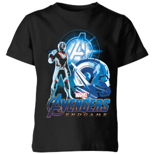 Avengers: Endgame Ant Man Suit Kids' T-Shirt - Black
