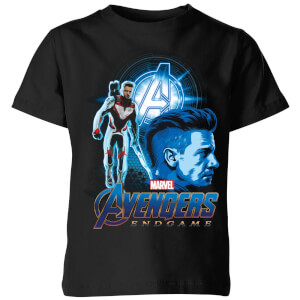 Avengers: Endgame Hawkeye Suit Kids' T-Shirt - Black