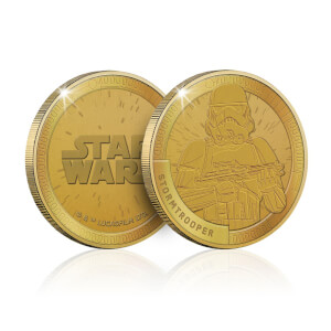 Collectable Star Wars Commemorative Coin: Stormtrooper - Zavvi Exclusive (Limited to 1000)