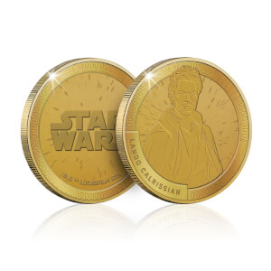Collectable Star Wars Commemorative Coin: Lando Calrissian - Zavvi Exclusive (Limited to 1000)
