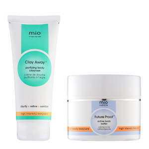 Mio Skincare 2-Step Bodycare Routine (Worth $86.00)