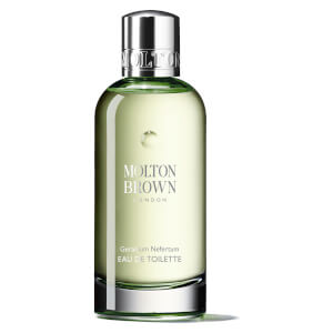 Molton Brown Geranium Nefertum Eau de Toilette (Various Sizes)
