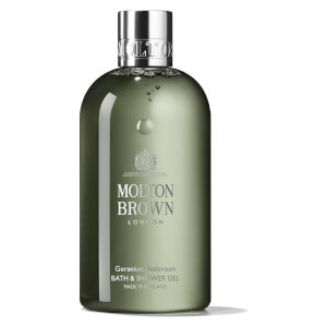 Molton Brown Geranium Nefertum Bath and Shower Gel 300ml
