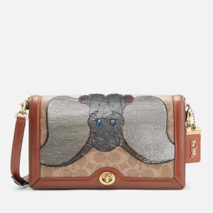 Coach 1941 Women's X Disney Embellished Dumbo Cross Body Bag - Tan Rust