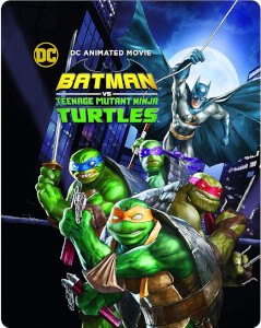 Steelbook Batman vs Tortues Ninja