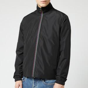 PS Paul Smith Men's Cycle Stripe Zip Jacket - Black