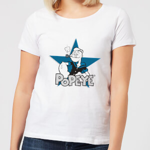 Popeye Popeye Women's T-Shirt - White