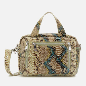 Núnoo Women's Donna Shoulder Bag - Snake