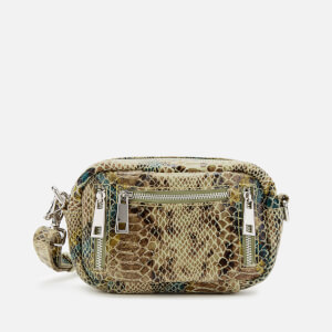 Núnoo Women's Brenda Cross Body Bag - Snake