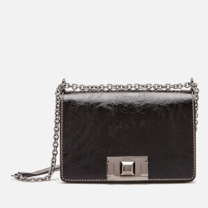 Furla Women's Mimi' Mini Cross Body Bag - Onyx