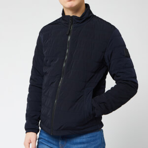 BOSS Men's Owest Puffa Jacket - Navy