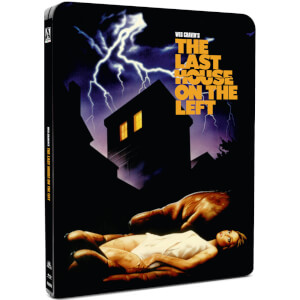 The Last House On The Left Zavvi UK Exclusive Limited Edition SteelBook