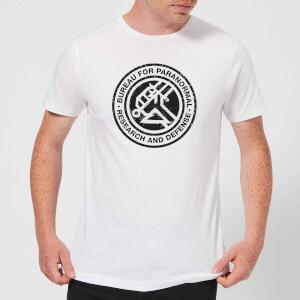 Hellboy B.P.R.D. Men's T-Shirt - White