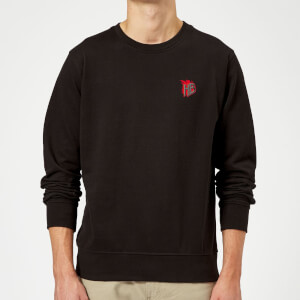 Hellboy Emblem Sweatshirt - Black