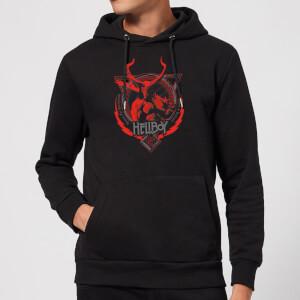 Hellboy Hell's Hero Hoodie - Black
