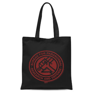 Hellboy B.P.R.D. Tote Bag - Black