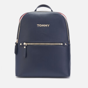 Tommy Hilfiger Women's Corporate Backpack - Navy