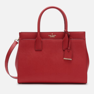 Kate Spade New York Women's Candace Satchel - Heirloom Red