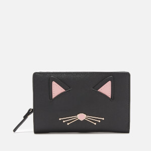 Kate Spade New York Women's Cat Dara Wallet - Black Multi